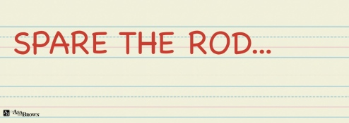 Spare the Rod Graphic