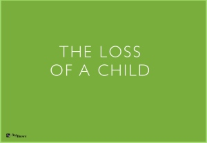 The Loss of a Child Graphic