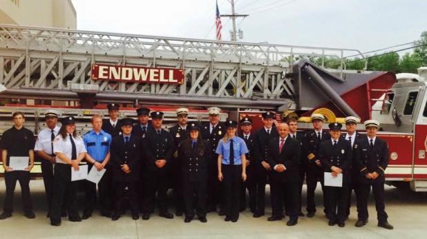 Firefighter Bootcamp 2015 DrADB