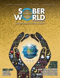 Cover SoberWorld Aug 2015