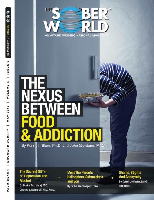 May 2016 DrADB SoberWorld Cover.jpeg